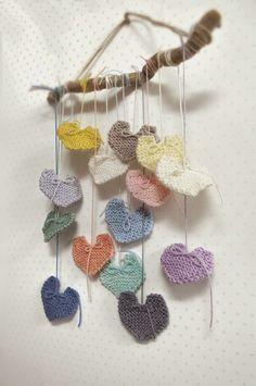 THIS dreamcatcher, yes please! El blog de Dmc: #estella #nursery #decor #knits #baby #gifts