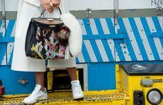 Street style bait at New York Fashion Week. Photo: Imaxtree