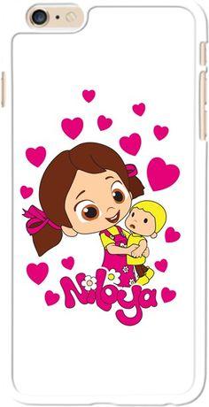 Niloya - Bebekle Oyun - Kendin Tasarla - iPhone 6 Kılıfı