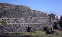 cuicuilco pyramid - Google Search