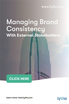 Hello everyone and welcome to this lesson about managing your brand #consistency with external stakeholders. As a #marketing, #branding, or communications professional, you are often sharing content with many different teams within your #organization, and probably also outside the organization: think about your marketing agencies, photographers, distributors, resellers and maybe even the press. #brandmanagement #brandvisibillity #courses #digitalmarketing #dam #brandconsistency