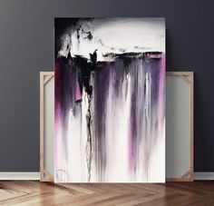 Check out this item in my Etsy shop https://www.etsy.com/listing/250156849/purple-painting-large-abstract-painting