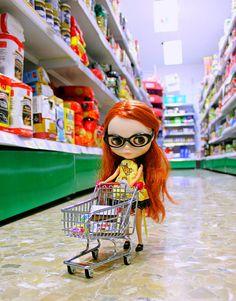 Shopping list, haciendo la compra