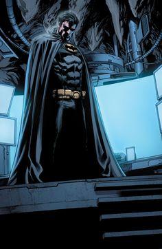 Bruce Wane Batman Convergence