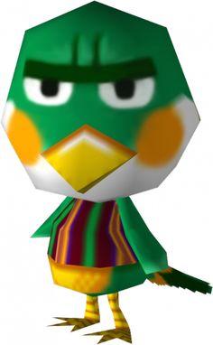 Admiral - Animal Crossing: New Leaf #ACNL
