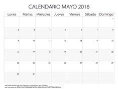Fiestas y celebraciones para todos los meses del año: Celebraciones en mayo: Mayo 2016, Words, Ideas, The World, Parties, Calendar, Display, Thoughts, Horse