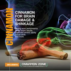 We look at cinnamon for brain health, the research studies so far and how to use it to keep your brain pristine.