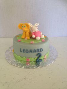 Karsten og Petra kake