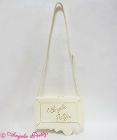 Lolibrary | Angelic Pretty - Bags - Chocolate Piece Shoulder Bag