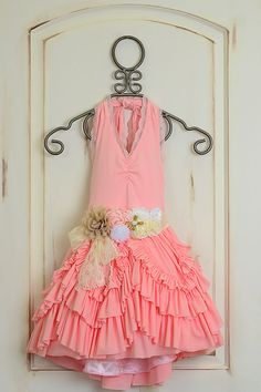 The DollBaby Coral Dress with Sash is a stunning dress that's back in stock and sure to not last long. Don't hesitate, get this beautiful dress today. Dress Sash, Coral Dress, Girls Boutique Dresses, Stunning Dresses, Flower Girl Dresses, Wedding Dresses, Babies, Clothes, Tops