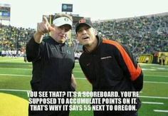 Oregon Ducks vs. Oregon State Beavers