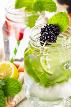 Passionately Raw! - 7 Delicious Spa Water Recipes and Why You Should Stay Well Hydrated During Summer
