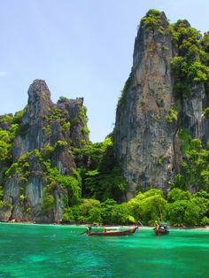 Phi Phi Island, Phuket, Thailand. Whether it's adventure or sunbathing, it's got to be Koh #PhiPhi, Thailand.