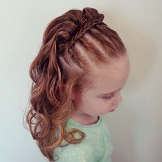 20 Super Sweet Baby Girl Hairstyles - The Right Hairstyles for You