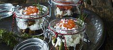 Toast skagen purkissa | Alkuruoat | Reseptit – K-Ruoka Skagen, Restaurant Bar, Meal Planning, Toast, Meals, Ethnic Recipes, Food, Latte, Scandinavian