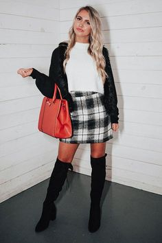 All Eyes On You Leopard Tote • Impressions Online Boutique Black Cardigan, Knit Cardigan, Bikini, Chic Outfits, Girl Outfits, Fashion Outfits, Online Boutiques, Boutique Clothing, Clothing Items