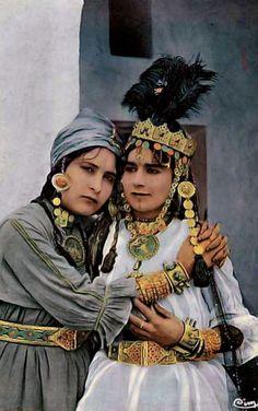 Ouled Nail women. Algeria.