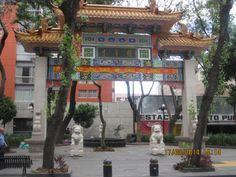 En la segunda etapa de remodelación del Barrio Chino, que fue realizada el 16 de febrero de 2008, se inauguró el Arco Chino ó Pagoda, la cual fue donada por China. Esta es la atracción más bonita que se puede encontrar en todo el barrio y la que nos da una pequeña parte de identificación y pertenencia hacia China.