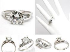 2 Carat Diamond Engagement Rings - http://ebarah.com/2-carat-diamond-engagement-rings/
