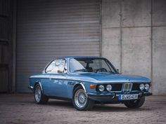 BMW 3,0 CS (1972)
