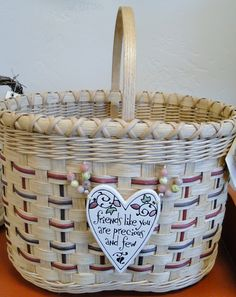 Friends Like You Basket $50.00