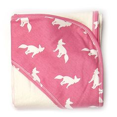 Amazon.com: Kate Quinn Organic Unisex-baby Hooded Towel, Onesize (Flower): Clothing