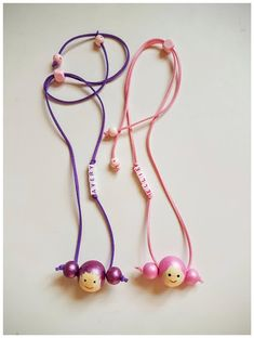 Doll face wooden bead with Name handmade kids necklace.Wooden bead do Wooden bead doll face Necklace.Doll face wooden bead with Name handmade kids necklace.Wooden bead do Kids Necklace, Girls Necklaces, Wooden Bead Necklaces, Wooden Beads, Bead Crafts, Jewelry Crafts, Handmade Jewelry, Best Gifts For Girls, Clothespin Dolls