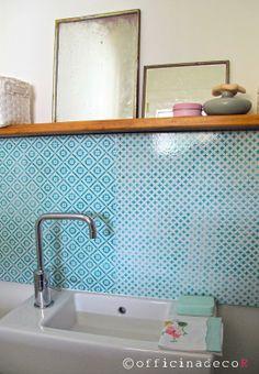 officinadecoR | design&interiors: PRIMA E DOPO_Progetto di appartamento a Vicenza