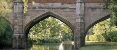 Eltham Palace & Gardens, London - The Tranquil Moated Garden