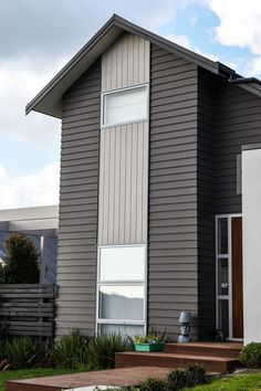 Linea® Weatherboards James Hardie » Archipro. Exterior CladdingTimber  CladdingWeatherboard HouseExterior House ColorsExterior ...