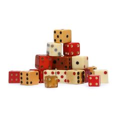 Which way will the dice fall?