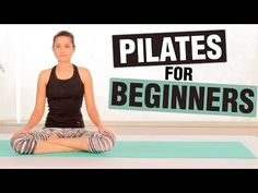 PILATES FOR BEGINNERS AT HOME In 30 Minutes - YouTube