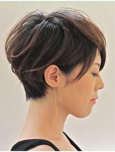 ガーデンヘアー(Garden hair) VERY SHORT