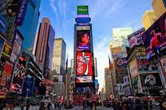 times square image - Google Search