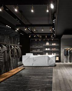Retail interior design, showroom design, boutique interior design, retail c Showroom Design, Retail Interior Design, Retail Store Design, Boutique Interior, Retail Shop, Retail Displays, Shop Displays, Window Displays, Boutique Displays