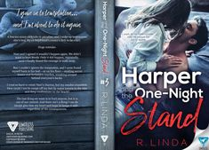 Release Tour: HARPER AND THE ONE-NIGHT STAND By R. LINDA @rlindawrites – Book Addict live