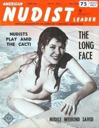 Retro nudist magazine you the