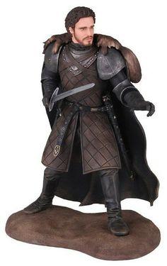 Estatua en PVC de la serie de televisión Juego de Tronos, tamaño aprox. 19 cm. Presentación: caja de cartón con ventana. Peso: 500 g.