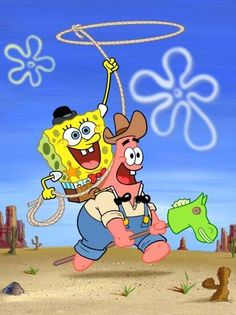SpongeBob and Patrick (SpongeBob SquarePants) (c) United Plankton Pictures, Nickelodeon & Paramount Television Cartoon Wallpaper Iphone, Iphone Background Wallpaper, Cute Disney Wallpaper, Cute Cartoon Wallpapers, Aesthetic Iphone Wallpaper, Wallpaper Spongebob, Spongebob Painting, Spongebob Drawings, Spongebob Squarepants Drawing