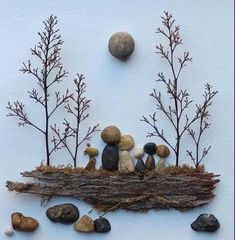 Pebble Art Family, Wall Art, Family Pebble Art, Unique Pebble Art, Pebble Art Id. Pebble Art Family, Family Wall Art, Family Family, Rock Family, Family Painting, Stone Crafts, Rock Crafts, Pebble Pictures, Art Pictures