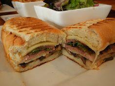 British-style Roast Beef Sandwich (Catch 122 - Vancouver, BC)