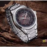 Egy órakülönlegesség a luxus és divat jegyében: Curren M8246, acél tok, rozsdamentes fém csat