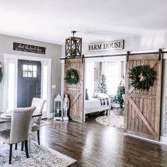Best farmhouse interior decor ideas, interior design tips Casa Color Pastel, Home Living Room, Living Room Decor, Interior Decorating, Interior Design, Interior Ideas, Farmhouse Interior, Modern Farmhouse, Home Fashion