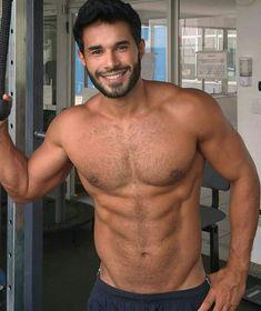 Hairy Men, Bearded Men, Shirtless Hunks, Beefy Men, Mature Men, Man Photo, Muscle Men, New Man, Male Beauty