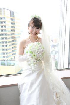 新郎新婦様からのメール 愛知、水戸、そしてANAインターコンチネンタルホテル東京様へ : 一会 ウエディングの花