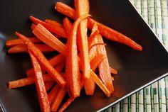 Roasted Carrot Sticks