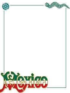 Journal Card - EPCOT - Mexico - 3x4