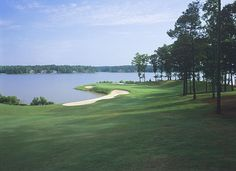Reynolds Plantation (Great Waters) Greensboro, Ga.   A memorable back nine that skirts inlets of Lake Oconee highlights this gorgeous, playable layout that's halfway between Atlanta and Augusta.