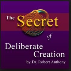 The Secret of Deliberate Creation / Dr. Robert Anthony - The Secret Of Deliberate Creation review http://ift.tt/2uDQEhX