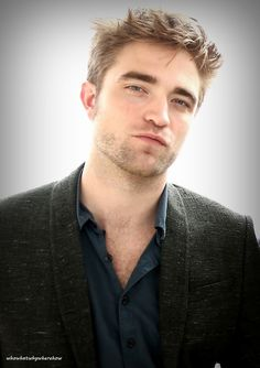 Rob Pattinson...I want one of him!!